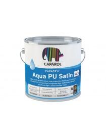 CAPACRYL AQUA PU SATIN EXTRA BLANC 2,5L  Laques (acrylique)CAPAROL