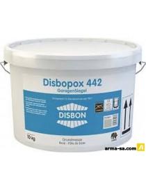 DISBOPOX 442 GARAGEN SIEGEL 10KG MITTELGRAU  Peintures pour solsCAPAROL