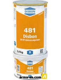 DISBON 481 EP-UNIPRIMER 10KG  Primers universelsCAPAROL