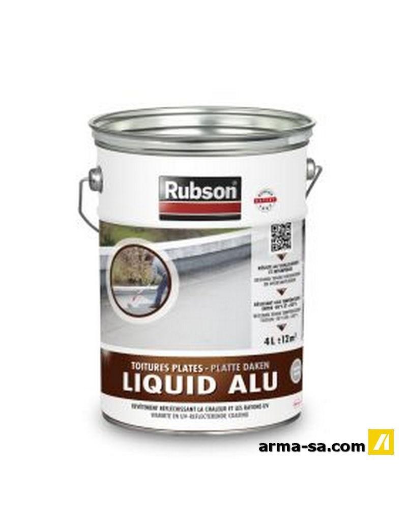 RUBSON LIQUID ALU 4L 80293  Divers toituresRUBSON