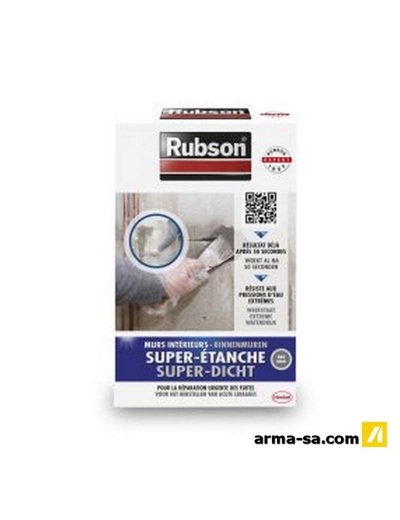 RUBSON SUPER ETANCHE GRIS 1KG  EtanchéitéRUBSON