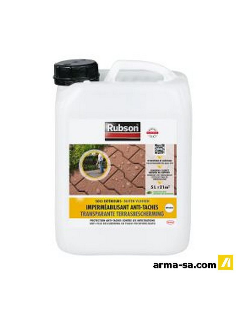 RUBSON IMPERMEABILISANT ANTI-TACHE 5L 1800283  EtanchéitéRUBSON
