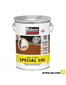 RUBSON SPECIAL SOL GRIS FONCE EN 5 L 1800876  Peintures pour solsRUBSON