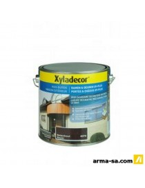 XYLADECOR PORTES ET CHASSIS UV PLUS 4040 CH.F.2.5L  LasuresXYLADECOR