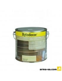 XYLA VITRIF.PARQUET DECO SATIN INCOLORE 2.5L  VernisXYLADECOR
