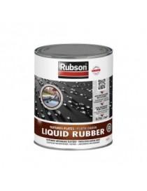 REVETEMENT CAOUTCHOUC LIQUID RUBBER PLUS 0,75L GRIS  CaoutchoucRUBSON