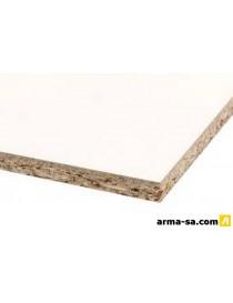 PANNEAU 8MM IVOIRE-ALU 255X101.5CM PCE  Panneaux meubles couleurJEWE