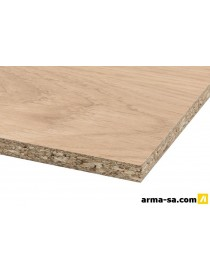 PANNEAU 8MM CH.BRZE-CH.BLC 255X101.5CM PCE  Panneaux meubles couleurJEWE