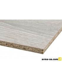 PANNEAU 8MM CH.GRIS-CH.FCE 255X101.5CM PCE  Panneaux meubles couleurJEWE