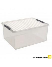 BOITE DE RANGEMENT Q-LINE - 120L  Boîtes plastiquesSUNWARE