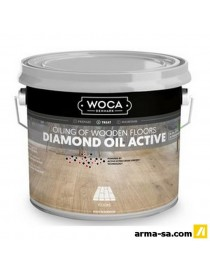 DIAMOND OIL GRIS BETON - 2.5 LIRES  Huiles pour boisWOCA