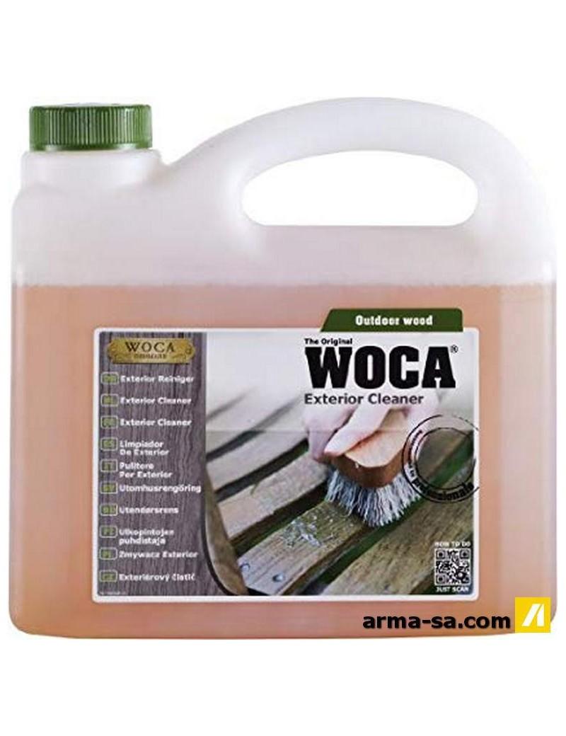 EXTERIOR CLEANER 1L  Huiles pour boisWOCA
