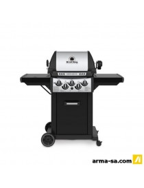 BBQ BROILKING MONARCH 340 BARBECUE  Barbecue au gazBROILKING