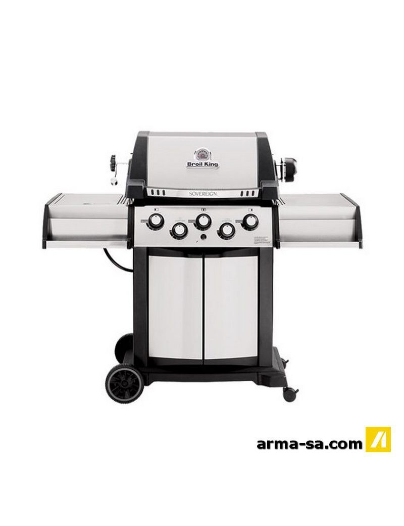 BBQ BROILKING SOVEREIGN 90  Barbecue au gazBROILKING
