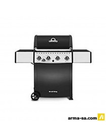 BBQ BROILKING BARON 340 NOIR  Barbecue au gazBROILKING