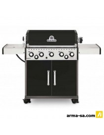 BBQ BROILKING BARON 590 NOIR  Barbecue au gazBROILKING