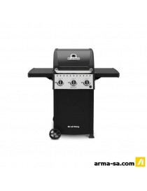 BBQ BROILKING CART 310  Barbecue au gazBROILKING