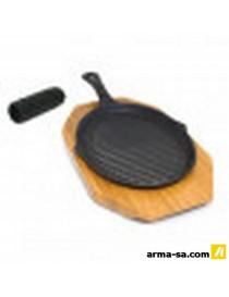 POELE FAJITA  Accessoires barbecueBROILKING