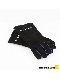 GANTS CUIR  Accessoires barbecueBROILKING