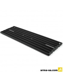 GRILLES FONTE EMAILLEE 15X49CM  Accessoires barbecueBROILKING