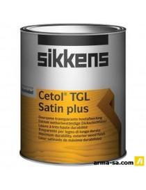 CETOL TGL SATIN PLUS 009 CHENE FONCE EN 2.5 L  LasuresSIKKENS