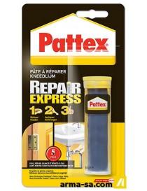 PATTEX REPAIR EXPRESS 64G  Colles 2 composantsPATTEX