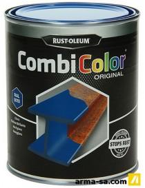 COMBICOLOR BRILLANT 7326 RAL 5010 0,75L  Peintures pour métauxRUST-OLEUM