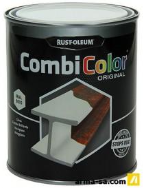 COMBICOLOR BRILLANT 7392 RAL 9010 0,75L  Peintures pour métauxRUST-OLEUM