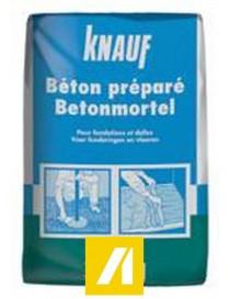 BETON PREPARE 25KG  MortiersKNAUF