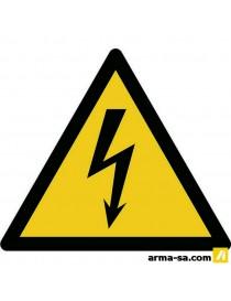 PICTOGRAMME DANGER ELECTRIQUE 20CM  PictogrammesPICK UP