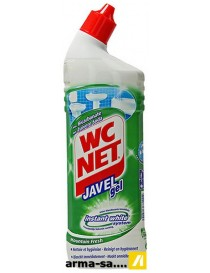 NETTOYANT WC NET GEL JAVEL 750ML  Produits d'entretienWC NET