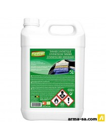 THINNER SYNTHETIQUE 5L  Produits chimiquesFOREVER PRODUCT