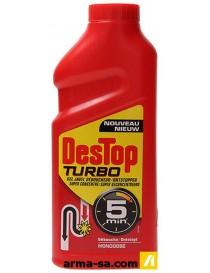 DEBOUCHEUR LIQUIDE TURBO 500ML  Produits chimiquesDESTOP