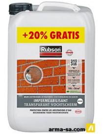 RUBSON IMPERMEABILISANT MUR 10L+20% 1523807  EtanchéitéRUBSON