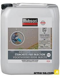 RUBSON ETANCHEITE PAR INJECTION 20L 1122141  EtanchéitéRUBSON