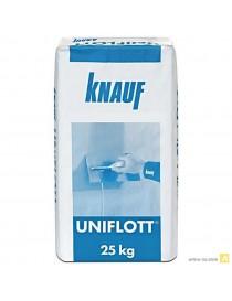 UNIFLOTT 25KG LE SAC  EnduitsKNAUF