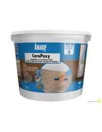 CERAPOXY GRIS CIMENT 3 KG (88)  MortiersKNAUF
