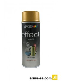 SPRAY EFFECT METALLIC OR 400ML  Peinture en sprayDUPLI-COLOR