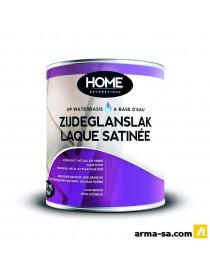 LAQUE SATINEE A BASE D'EAU BLANC 2,5L  Laques (acrylique)HOME DECORATIONS