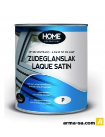 LAQUE SATIN 2,5L BLANC  Laques (base solvant)HOME DECORATIONS