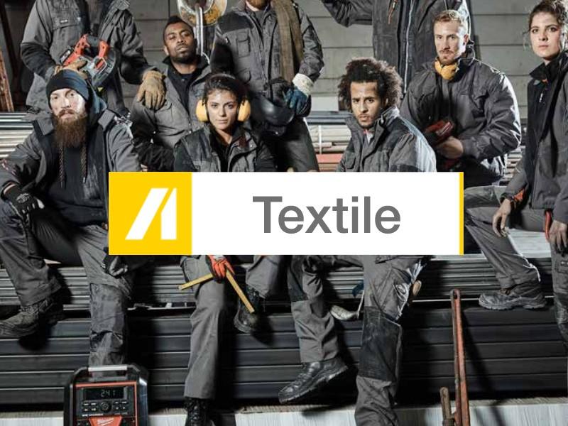 ARMA Département Textile